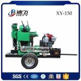 da perfuração móvel da água do motor Diesel de 130m máquina Drilling