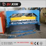 Máquina revestida de la hoja del material para techos del color