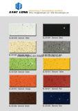 Quarz-Platte-einzelne Farbe mit Spiegel-Effekt