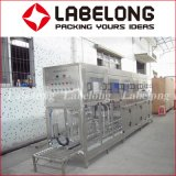 5 galones botella de agua que hace la máquina Barreled Línea de producción de agua