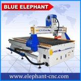 良質1330の中国人CNCの木製のルーター、真空のワークテーブルが付いている木製CNC機械
