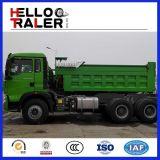 Sinotruk 30t 6X4 팁 주는 사람 트럭 중국 쓰레기꾼 트럭