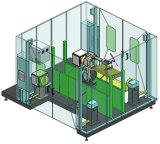 Cellule jumelle de soudure de robot de station