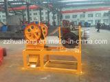 Broyeur de mâchoire de pierre à chaux de la Chine de qualité à vendre