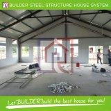 タイのプロジェクトの鋼鉄プレハブの移動式家