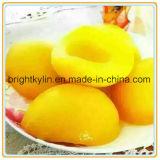 petiscos enlatados 2017year de China dos pêssegos