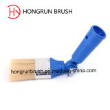 Cepillo de pintura blanco ajustable de la cerda (HYP0042)