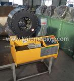 máquina de friso Km-91m da mangueira 3inch hidráulica para o sul - mercado americano