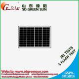 poli comitato solare di 18V 5W per 12V il sistema (2017)