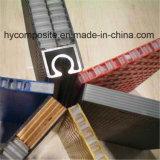 Plate-forme d'échafaudage et plate-forme de travail aérien avec le contre-plaqué