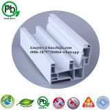 Tilt & Turn PVC UPVC Perfil da janela Popular 60mm Series 2.5mm Thickness
