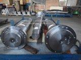 Pezzo fucinato dei prodotti dell'OEM ed asta cilindrica della rotella della benna del acciaio al carbonio della macchina