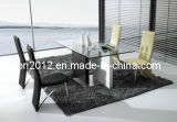 Popular Dining Table & Metal Dining Chair (CT-78 CY-86)