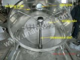 Gfg Fließbett-Trockner für das Trockner zerrissene Kokosnuss-Anfüllen