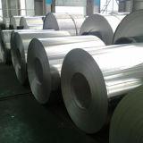Bobina de alumínio de laminação 3003 com a película azul do PVC