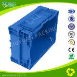 Caixas moventes plásticas Foldable/dobráveis
