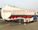 Reboque de venda quente do depósito de gasolina do petróleo 2016 Semi