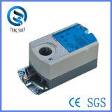 Вентилятор Тип катушки Модулируемая воздуха Привод заслонки вкл / выкл 15n