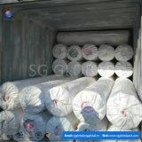 Tela tejida PP blanca de la fábrica de China