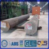 Barra redonda Large-Sized quente de aço de forjamento