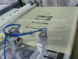 Nastro di plastica Ybd-800 tramite la macchina del sacchetto di rotolamento