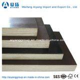 A película barata do preço enfrentou a madeira compensada para a aplicação da construção