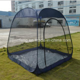 Stahldraht-Bildschirm-Haus-Familien-Garten-Ineinander greifen-Zelt