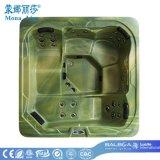 Ушат Freestanding СПЫ водоворота установки пульта управления бальбоа легкой горячий (M-3382)
