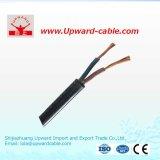 Câble de cuivre de PVC du faisceau 16mm du conducteur 2
