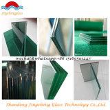 Vidrio laminado templado ventana de la cortina hecho en China
