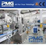 Máquina de etiquetas automática de alta velocidade do frasco com etiqueta do PVC ou do animal de estimação