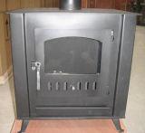 Stufa Burning di legno del ghisa (FIPA063)/stufa della pallina
