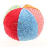 Самым лучшим игрушки шарика плюша младенца заполненные образованием для малыша