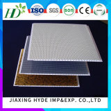 панель стены PVC строительного материала ширины 20cm сделанная в изготовлении Китая
