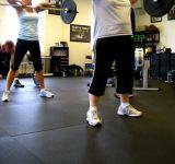 Резиновый настил гимнастики, резиновый пол для гимнастики, плитка резины спортивной площадки