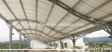 研修会のための反紫外線PVC屋根シートを使用して