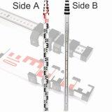 Штат уровня лазера brandnew 1.65m алюминиевого раздела Tripod+5m 5 Dumpy для роторного уровня лазера