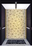 [س] يوافق مسافر مصعد مع غير مسنّن عمليّة جرّ آلة مع [فوجيزي] إشارة