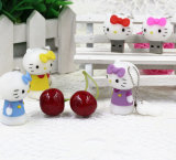 Japan-Katze USB-Blitz Laufwerk kundenspezifischer Belüftung-Karikatur USB-Stock