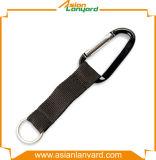 Kundenspezifische Entwurfs-Firmenzeichen-Abzuglinie Keychain Brücke