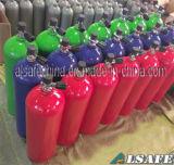 De in het groot Scuba-uitrusting van het 88cubicvoet 2900psi Aluminium duikt Cilinders