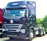 Vrachtwagen van de Tractor van de Primaire krachtbron van de Aanhangwagen van Sinotruk HOWO 6X4 de Hoofd