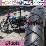 Pneumático/pneu diagonais da motocicleta da parte traseira 90/80-17 do elevado desempenho