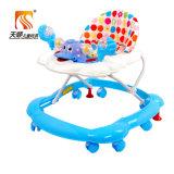 세륨은 기본적인 아기 보행자의 둘레에 구르는 7개의 바퀴를 승인했다