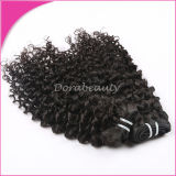 도매 Virgin 인도 Hair Weave 7A Unprocessed Human Hair Extension