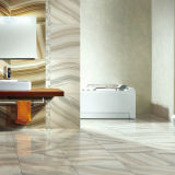 Vitrified Porcelain Ceramic Marble Stone Tile Floor für Sale