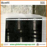 Qualitätsschwarze Perlen-Granit-Kostenzähler-/Tisch-Oberseiten für Hotel