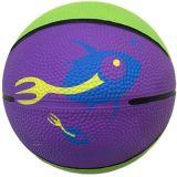 Баскетбол ребенка миниого цвета резиновый