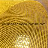 メッシュ生地PVC上塗を施してあるメッシュ生地の網の防水シートファブリック