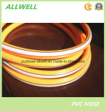 Spray Gas Hose Pipe PVC-Pipe/Tube/Hose Plastic Products Flexible